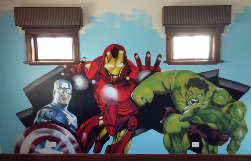 Graphic-Enhancement-Residential-Wall-Murals-3